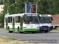 Ростов-на-Дону. Volvo B10M-65 са477, ЛиАЗ-5256 мв049