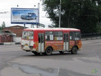 Вологда. ПАЗ-32054 ае451