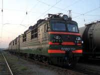 Таганрог. ВЛ80с-758
