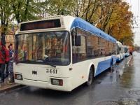Санкт-Петербург. АКСМ-321 №3441