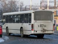 Mercedes O345 н817ва
