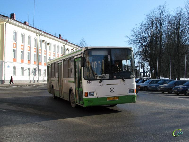 Великий Новгород. ЛиАЗ-5256.26 ас740