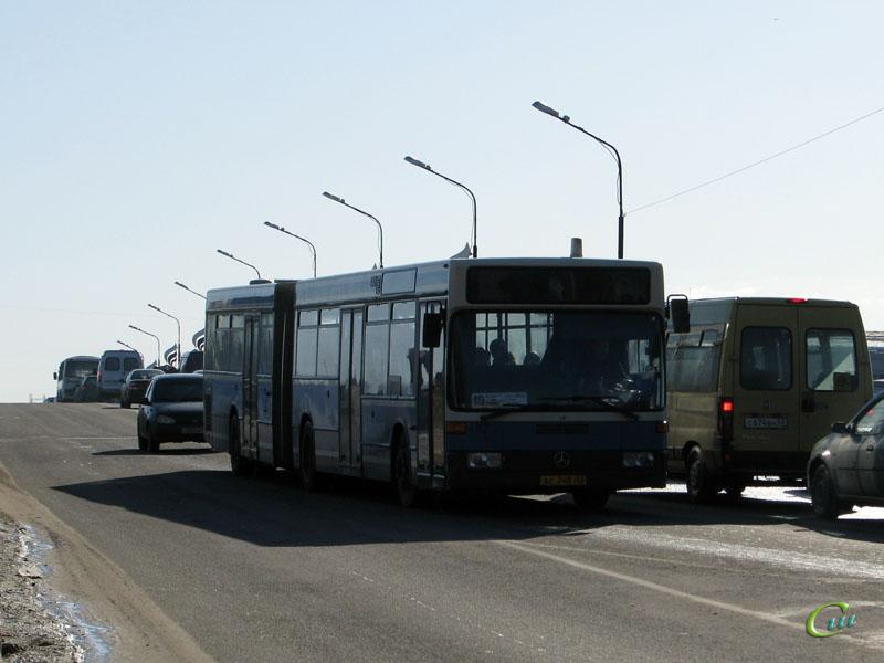 Великий Новгород. Mercedes O405GN ас748