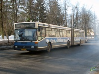 Великий Новгород. Mercedes O405GN ас828