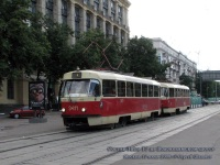 Москва. Tatra T3 (МТТЧ) №3411, Tatra T3 (МТТЧ) №3412