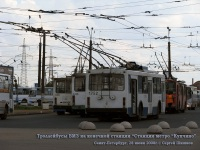 Санкт-Петербург. ВМЗ-5298 №1746, ВМЗ-5298-20 №1752, ВМЗ-6215 №1128