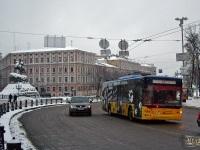 Киев. ЛАЗ-Е183 №2915