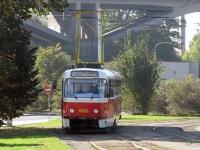 Прага. Tatra T3 №8220