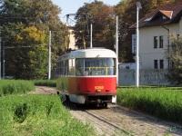 Прага. Tatra T3 №8358