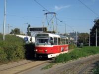Прага. Tatra T3 №8517