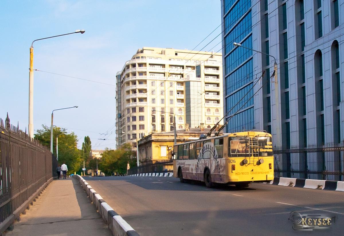 Одесса. ЗиУ-682В00 №826