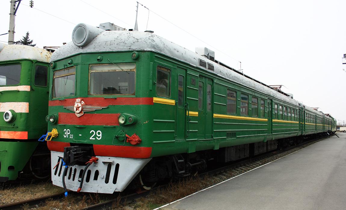 Ростов-на-Дону. ЭР22-29