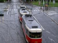 Прага. Tatra T3R.PV №8182, Tatra T3R.PV №8181