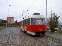 Прага. Tatra T3SUCS №7038