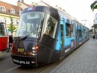 Прага. Škoda 14T №9117