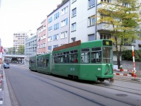 Базель. Be 4/6 S Schindler/Siemens №669
