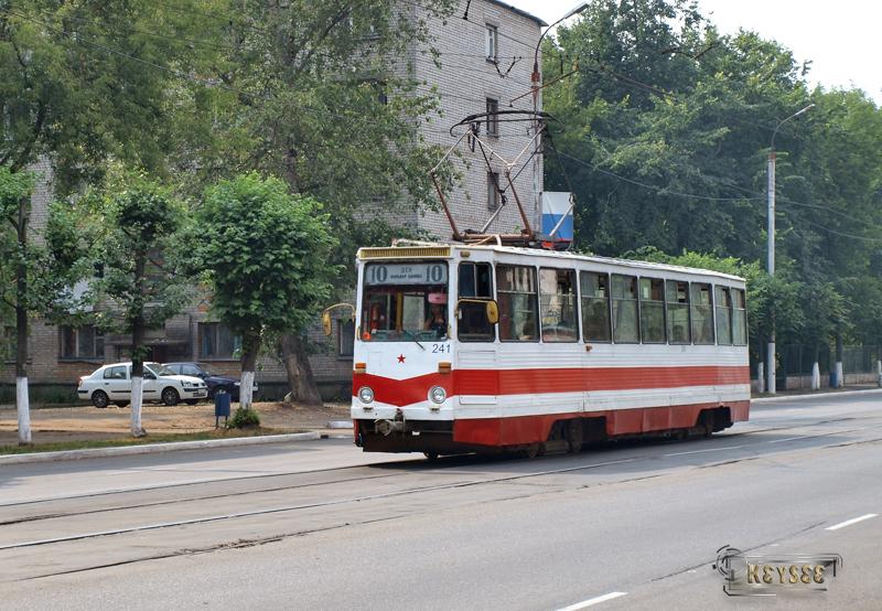 Тверь. 71-605А (КТМ-5А) №241
