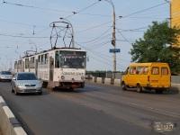 Тверь. Tatra T6B5 (Tatra T3M) №16, Tatra T6B5 (Tatra T3M) №18, ГАЗель (все модификации) ам601