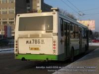 Ростов-на-Дону. ЛиАЗ-5256.45 ма786