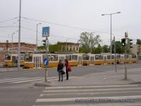 Будапешт. Tatra T5C5 №4127