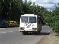 Вологда. ПАЗ-32053 а847кв