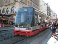 Прага. Škoda 15T №9215
