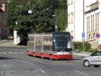 Прага. Škoda 15T №9212