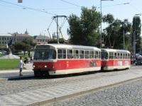 Прага. Tatra T3R.PV №8151, Tatra T3R.PV №8152