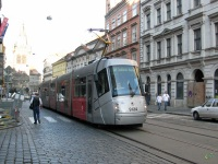 Прага. Škoda 14T №9124