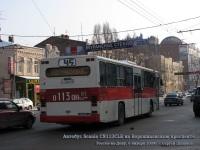 Ростов-на-Дону. Scania CN113CLB о113он