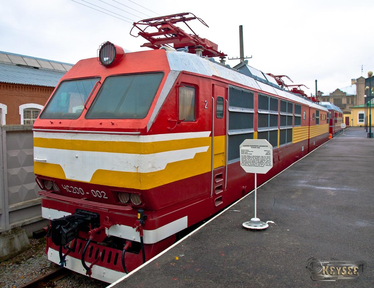 Санкт-Петербург. ЧС200-002