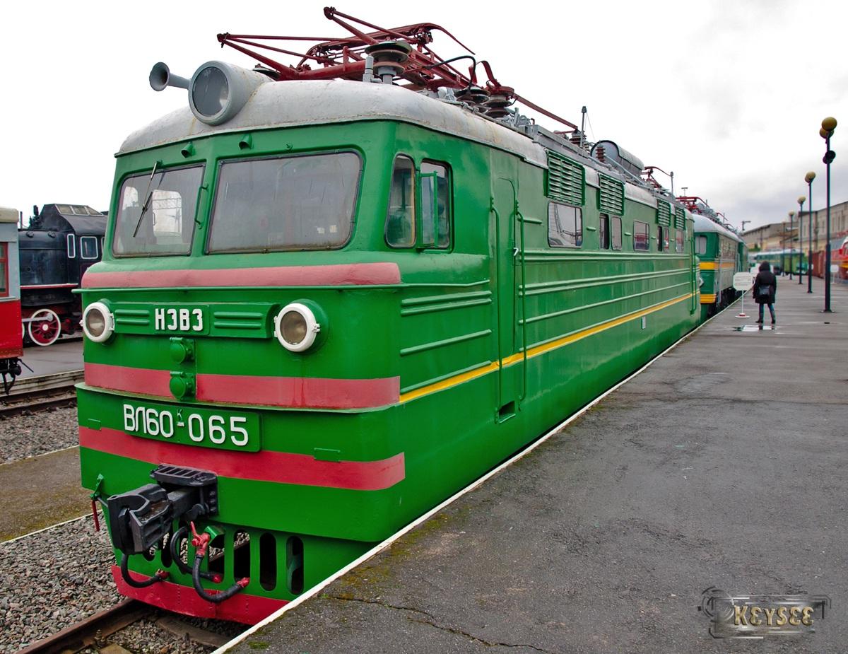 Санкт-Петербург. ВЛ60к-065