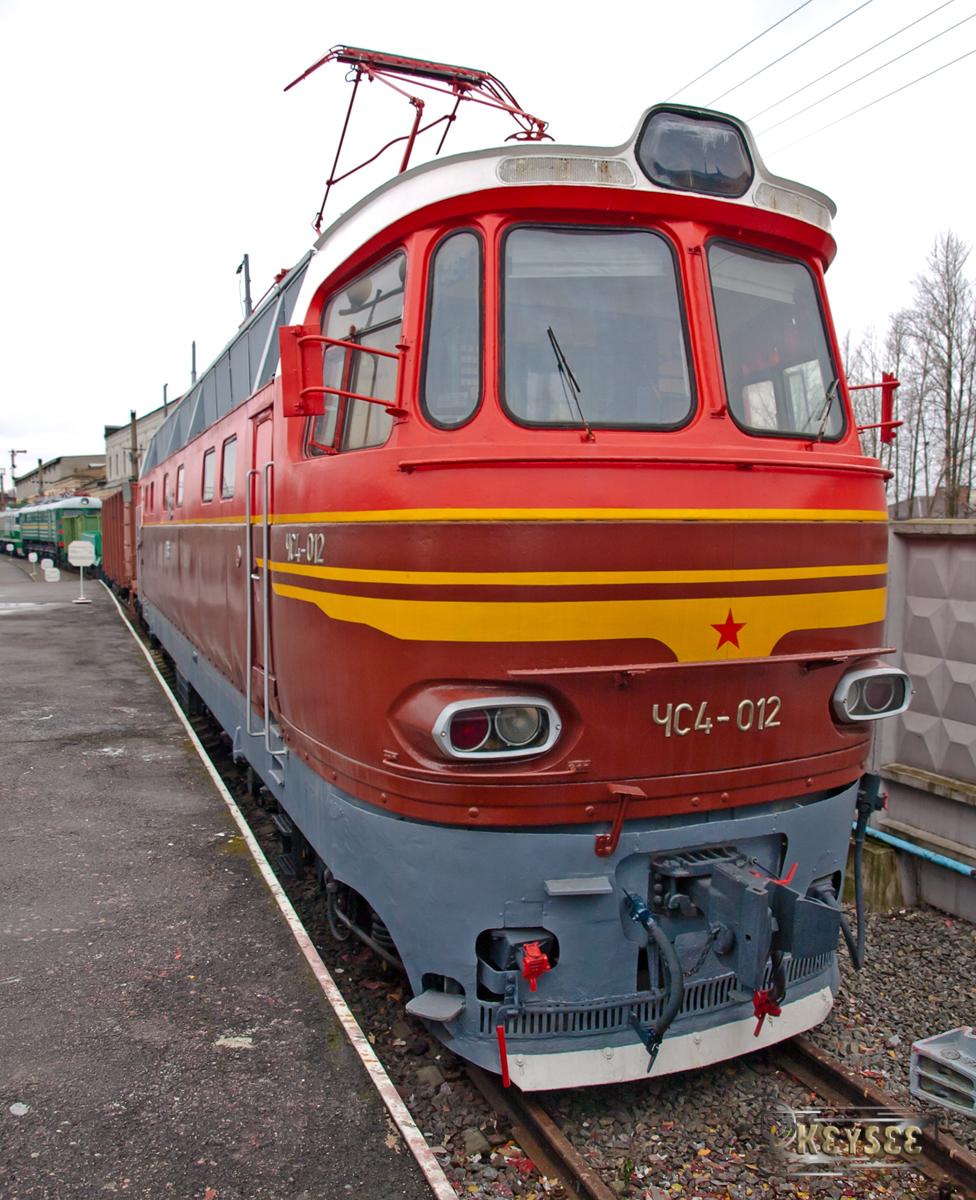Санкт-Петербург. ЧС4-012