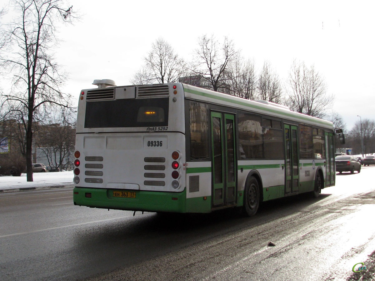Москва. ЛиАЗ-5292 ен363