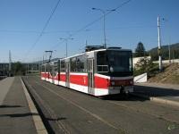 Прага. Tatra KT8D5 №9072
