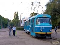 Одесса. Tatra T3SU мод. Одесса №4045