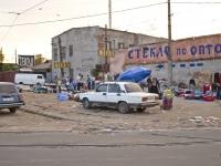 Одесса. Выезд из трамвайного парка №1, улица Новощепной ряд, знаменитый одесский Привоз