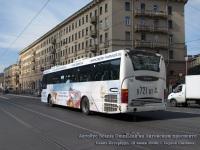 Санкт-Петербург. Scania OmniLink в721ат