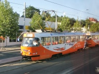 Прага. Tatra T3SUCS №7136, Tatra T3SUCS №7137