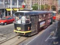 Прага. Tatra T3 №6664