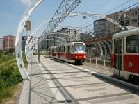 Прага. Tatra T3 №8478, Tatra T3 №8479