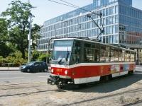 Прага. Tatra T6A5 №8737