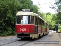Москва. Tatra T3 (МТТЧ) №3428, Tatra T3 (МТТЧ) №3426