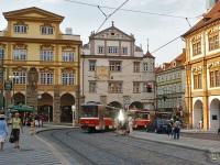 Прага. Tatra T6A5 №8650