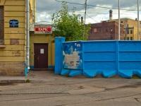 Санкт-Петербург. Всё, что осталось от трамвайного парка №4