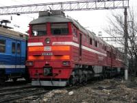 Краснодар. 2ТЭ116-1678