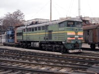 Краснодар. 2ТЭ10У-0105