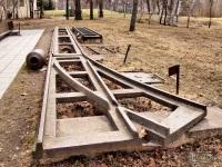Петрозаводск. Чугунный колесопровод - первая в России колейная железная дорога, первая железная дорога в мире заводского пользования