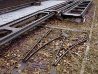 Петрозаводск. Чугунный колесопровод — первая в России колейная железная дорога, первая железная дорога в мире заводского пользования