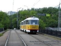 Москва. Tatra T3 №3727
